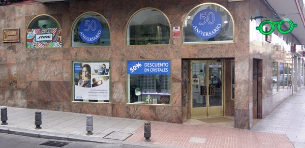 Óptica Leganés - 50 aniversario