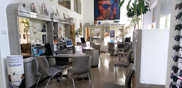 Óptica Leganés - Zona de clientes